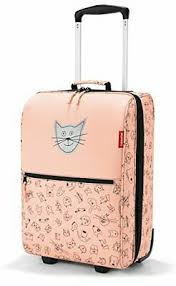 <b>Reisenthel</b> Suitcase, <b>Cats and Dogs</b> Rose Red - IL3064 ...