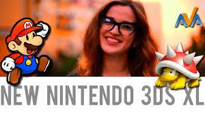 <b>Игровая</b> консоль <b>New</b> Nintendo 3DS XL обзор от AVA.ua - YouTube