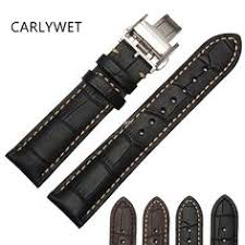 Men's Watch Bands For Tissot T035 1853 Genuine Leather <b>Watch</b> ...