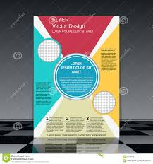 professional flyer template stock vector image 63094172 professional business flyer template stock photos