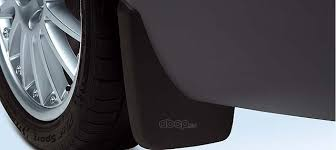<b>VAG</b> 4F0075101 <b>Брызговики задние</b>, комплект 2шт