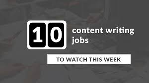 content writer jobs this week 2016 might be coming to an end in a few days time but the growth of marketing is still set to continue according to rappler sponsored content will be the