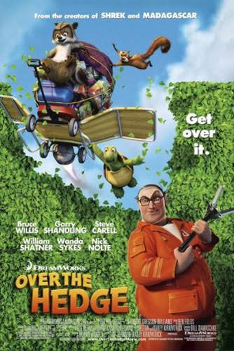 Download Over the Hedge (2006) Dual Audio {Hindi-English} 480p   720p