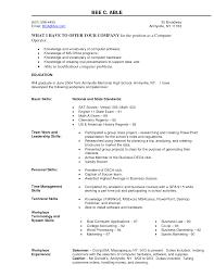 vets resume builder  computer software skills resume examples    vets resume builder  computer software skills resume examples