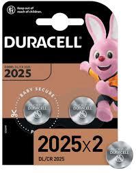 <b>Батарейки</b> DURACELL Specialty 2025 (<b>CR2025</b>), 2 шт — купить в ...