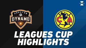 Recap: Houston Dynamo vs. Club América 07/25/2019   Matchcenter