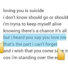 Image result for rihanna suicide song