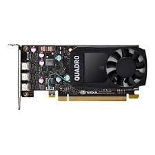 Graphics card - <b>Quadro P400</b> - 2 GB GDDR5 - <b>PCIe</b> 3.0 x16 low ...