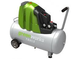 Купить <b>компрессор воздушный Greenworks</b> GAC50L ...