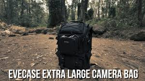 Could the Evecase <b>Extra Large</b> Camera Bag be the best <b>backpack</b> ...