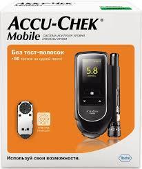 "<b>Глюкометр</b> ""<b>Accu-Chek Mobile</b>"" — купить в интернет-магазине ..."