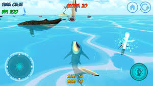 shark attack 3d simulator android apps on google play shark attack 3d simulator screenshot
