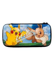 Nintendo Switch Защитный <b>чехол Hori</b> (<b>LETS</b> GO!) для консоли ...