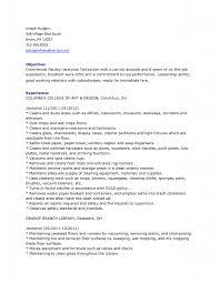 housekeeping supervisor resume organising staff rotas resume nicks s assistant resume