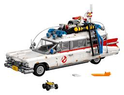 <b>Ghostbusters</b>™ ECTO-1 10274 | Creator Expert | Buy online at the ...
