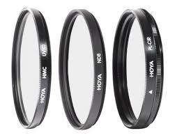 <b>Светофильтр</b> HOYA Pro 1D <b>Circular PL 52mm</b> 75721 убирает ...
