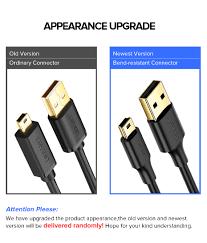 Ugreen <b>Mini USB</b> кабель <b>Mini USB</b> к USB кабель для быстрой ...