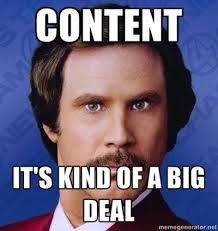 The Best of Content Marketing Memes Part II | Content Amp via Relatably.com