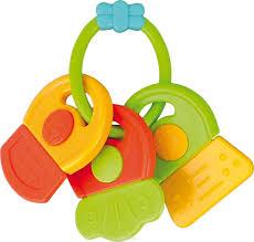 Купить <b>Canpol</b> Babies <b>Погремушка</b>-<b>прорезыватель</b> Ключи с ...