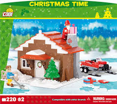 <b>Christmas</b> Time. COBI 28020. - <b>Конструкторы COBI</b>