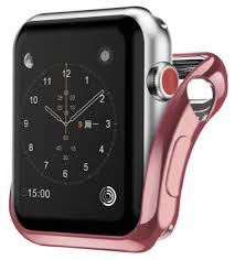 Купить Чехол INTERSTEP Спортивный, силикон для Apple Watch ...