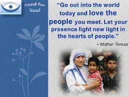Mother Teresa Quotes on Kindness, Understanding, Compassion, Love ... via Relatably.com
