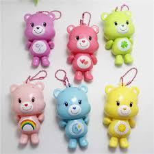 Creative cartoon PVC badges Children's brooch beautiful safety ...