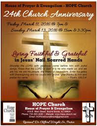 past event flyers 24th church anniversary flyer final