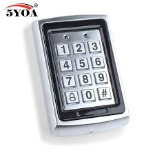 Online Shop 5YOA B02FY Waterproof <b>Metal Rfid Access Control</b> ...