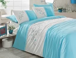 """<b>Комплект постельного</b> белья """"<b>BAHAR</b> DALI"""" голубой Storway"""