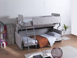 Loft Bed With Sofa Palazzo Resource Furniture Transforming Bunk Beds