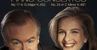 <b>Mozart</b>: <b>Piano Concertos</b> Nos. 17 And 24   Wisconsin Public Radio