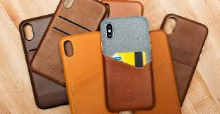 Finding the best <b>leather case</b> for the <b>iPhone</b> X - The Verge