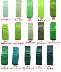 """<b>10y 38mm</b> 1 1/2"""" Green Emerald Shades Premium Grosgrain ..."""