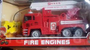<b>Радиоуправляемая пожарная машина</b>. В наличии - Игрушки во ...