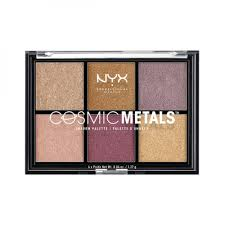 <b>ПАЛЕТКА</b> ТЕНЕЙ COSMIC <b>METALS</b> SHADOW <b>PALETTE</b> - 01 ...