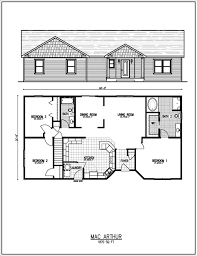 floor plans: floor plans for ranch houses home design awesome unique