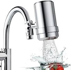 Latest <b>Faucet Water Filter</b> for Kitchen Sink, Premium 304 Stainless ...