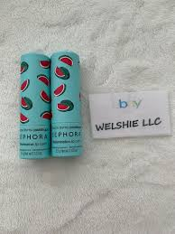 Купить NEW <b>SEPHORA COLLECTION WATERMELON</b> Lip Balm ...