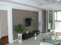 Wallpaper Decoration For Living Room Contemporary Wallpaper Living Room Best Living Room 2017