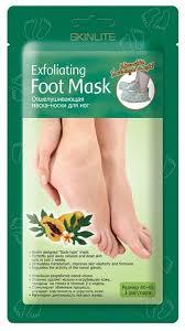 Купить <b>Skinlite Маска</b>-носки для <b>ног</b> Отшелушивающая размер 40 ...