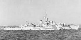HMCS New Glasgow