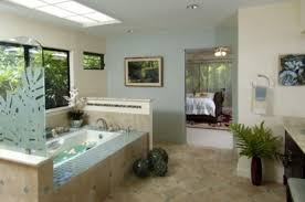 image bathtub decor: cotemporarry tropical bathroom decor ideas that back to nature inspiring tropical stylish bathroom design ideas