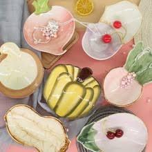 Творческий Керамика <b>блюдо для закусок</b> Посуда Чаша Блюдо ...