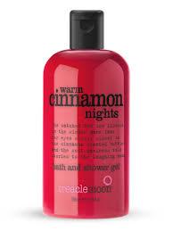 <b>Гель для душа Пряная</b> Корица Warm cinnamon nights bath ...