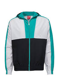 <b>Nb Athletics Windbreaker</b> (Verdite) (32.50 €) - New Balance - | Boozt ...