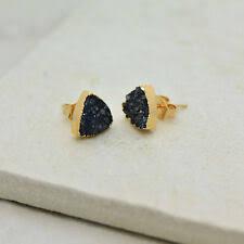 Black <b>Triangle Earring</b> for sale | eBay
