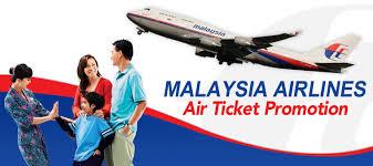 Vé máy bay Malaysia Airlines