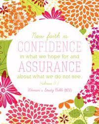 Confidence Bible Quotes. QuotesGram