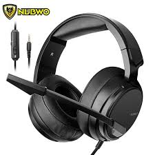 <b>NUBWO N12 PS4</b> Gaming Headset Best PC Gamer casque Stereo ...